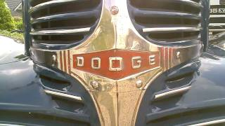 Download 1946 DODGE T 110 - WF 40 truck Video