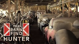 Download 365ft Barn, dusty Jaguar E-Types and an angry opossum   Barn Find Hunter - Ep. 20 Video