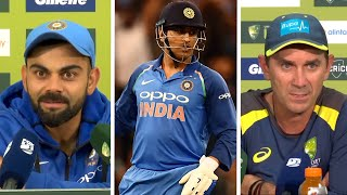 Download No one is more committed to Indian cricket than MS Dhoni – Kohli Video