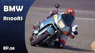 Download BMW R1100RS Powersports | BMW Motorcycles Sport Bike cafe racer Video