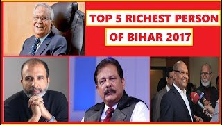 Download TOP 5 RICHEST PERSON OF BIHAR Video