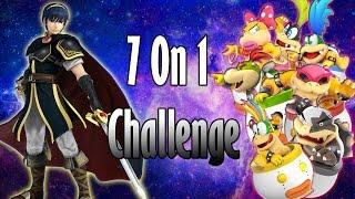 Download Smash Challenge: 7 Against 1 Video