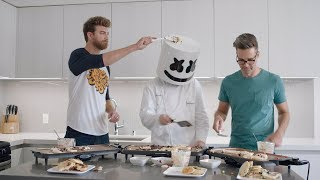 Download The Ultimate Pancake Cook-off ft. Rhett and Link | Cooking with Marshmello Video