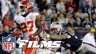 Download Kareem Hunt Torches the Patriots in Record-Setting Debut (Week 1) | NFL Turning Point Video