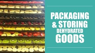 Download Dry It, You'll Like It: Packaging and Storing your Dehydrated Foods Video
