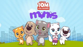 Download Talking Tom and Friends Minis - LIVE 24/7 Video