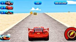 Download Car Lightning McQueen Race Online Speed Games Video