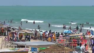 Download Velankanni Beach | Beautiful beach inTamilnadu Video