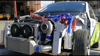 Download Fiat Punto SX 2000 Turbo 16v 4X4 CARROZZERIA STAR -PROTOXIDE- Video