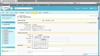 Download Hands on Salesforce Training Part I Video
