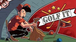 Download A MINEFIELD of DEPRESSION! | The Sad Golf Troll (Golf It w/ The Derp Crew - Custom Maps) Video