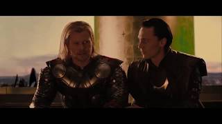 Download Thor Deleted Scenes | Loki and Thor Special | Chris Hemsworth and Tom Hiddleston, Part 1 Video