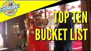 Download Top 10 Disneyland Bucket List | Fresh Baked Top 10 Video