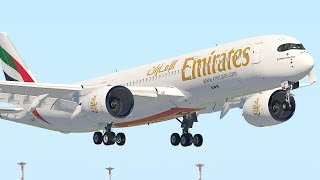 Download A350 Emirates Amazing Take Off After Refuel (HD) | X-Plane 11 Video