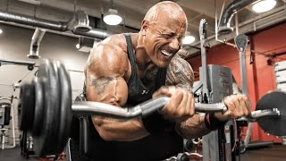 Download Dwayne″The Rock″ Johnson Workout 2016 Video