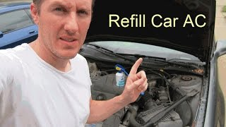 Download AC Not Cold - Fix Car Air Conditioning Blowing Hot Video