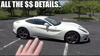 Download Buying A Ferrari F12 - What Did It Cost? What Are My Payments? How Much Money Down? Video