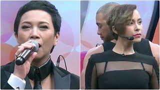 Download 'แอม เสาวลักษณ์-มาช่า' ขนเมดเลย์เพลงดัง โชว์อุ่นเครื่องคอนเสิร์ต AMP SHA Concert Video