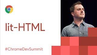 Download lit-HTML (Chrome Dev Summit 2017) Video