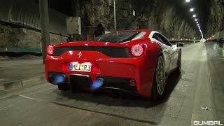 Download LOUDEST Ferrari 458 Speciale EVER! Video