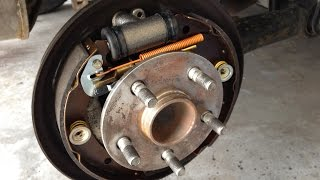 Download How to replace Drum Brakes - Toyota Video