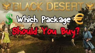 Download Black Desert Online: Which Package Should You Buy? Video