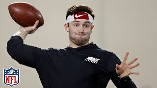 Download Baker Mayfield's Pro Day Highlights & Analysis | NFL Video