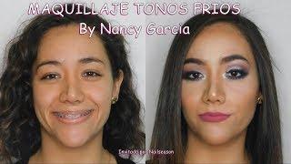 Download Maquillaje de fiesta tonos frios - Invitada especial Nancy Garcia Video