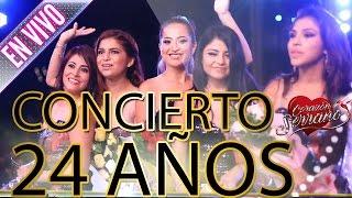 Download Corazón Serrano - Concierto 24 Aniversario | Vivo en Piura Video