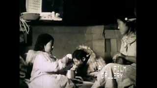 Download Eskimo INUIT YUP'IK Children: Eskimo of Nunivak Island, 1941 Video