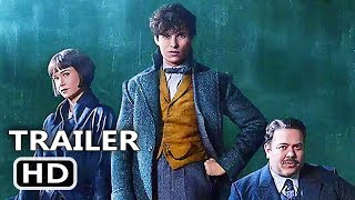 Download FANTASTIC BEASTS 2 First Look Teaser (2018) J.K. Rowling, The Crimes of Grindelwald Fantasy Movie HD Video