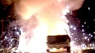 Download Truck Fire Explosion Video