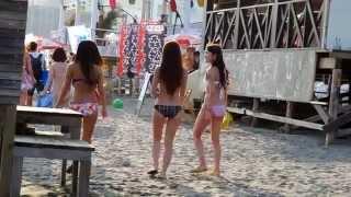 Download Fun at the Beach in Kamakura 鎌倉のビーチ Video