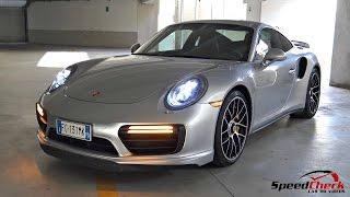 Download 2016 Porsche 991 Turbo S MK2 - Full Walkaround, Start Up, Engine Sound Video