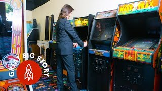 Download Meet the Man Who Beat 'Pac-Man' Video