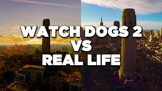 Download Watch Dogs 2 vs Real Life San Francisco Video