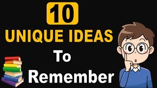 Download How to Remember 100% what you Read or Studied [Hindi - हिन्दी] ✔ Video