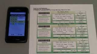 Download Ticket Validation Using Mobile Devices Video