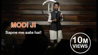 Download Modi Ji Sapne me aate hai -1 | Shyam Rangeela | New Comedy 2018 Video