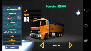 Download Grand Truck Simulator Android Mod Indonesia part 1 Video