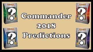 Download For the Love of Commander Podcast - Episode 3: Commander 2018 Predictions Video