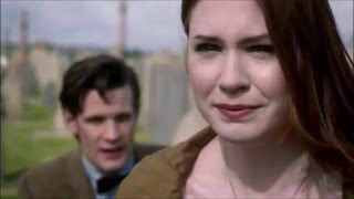 Download Doctor Who - The Angels take Manhattan - Amy and Rory's death Video