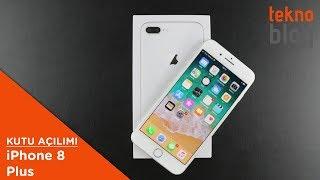 Download iPhone 8 Plus Kutu Açılımı: Kablosuz şarj özelliğini de test ettik Video