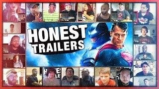 Download Honest Trailers - Batman v Superman: Dawn of Justice Reaction's Mashup Video