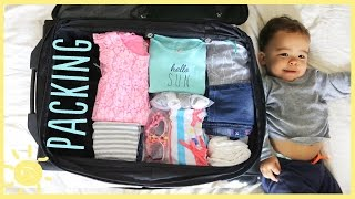 Download TIPS | PACKING FOR KIDS! Video