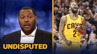 Download What is Kyrie Irving thinking? Eddie House on why it's a huge mistake for him to leave | UNDISPUTED Video