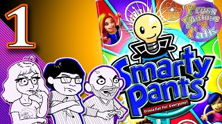 Download Smarty Pants, Ep. 1: Trivia Time! - Press Buttons 'n Talk Video