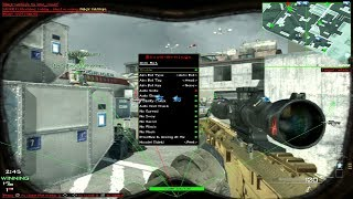Download [Mw3/1.24] Black Genisys AMAZING FREE Non-Host + Pre-Game (BEST Aimbot, ESP, Client Stats) Mod Menu! Video