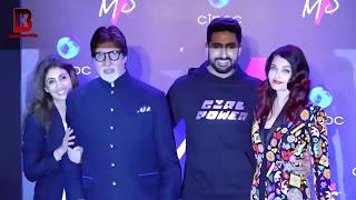 Download Aishwarya Rai Angry On Abhishek's Sister Shweta In Front Of Amitabh Bachchan At LAUNCH OF LABEL MXS Video