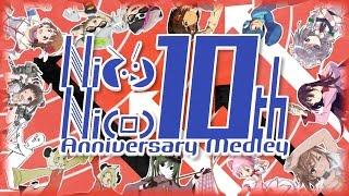 Download Nico Nico 10th Memorial Medley (Original Songs ver.) Video